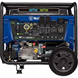 Photo #8: Propane Inverter Generator by Westinghouse [WGen9600DF] with Dual Fuel and Electric Start