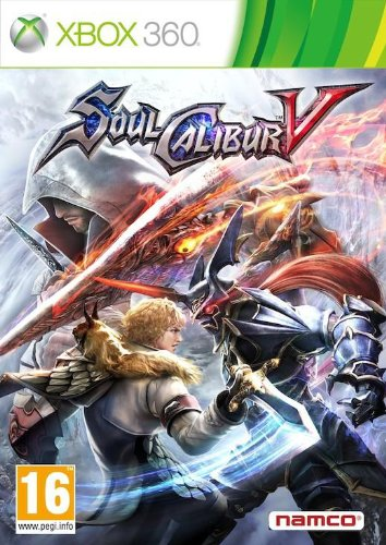 [UK-Import]Soul Calibur V 5 Game XBOX 360