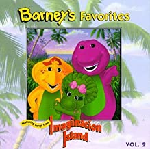 Barney's Favorites, Vol. 2 featuring songs from Imagination Island