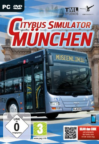 City Bus Simulator: München