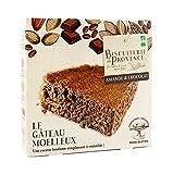 Biscuiterie de Provence Pastel de almendras y chocolate Sin gluten y sin conservantes - 1 x 240 gramos