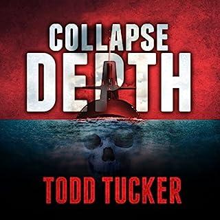 Collapse Depth audiobook cover art