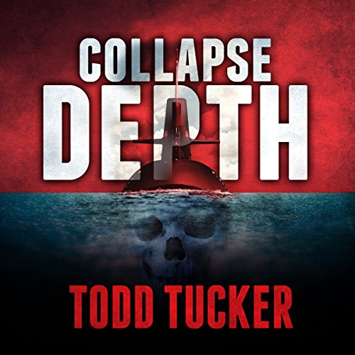 Collapse Depth audiobook cover art