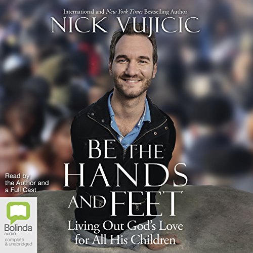 Be the Hands and Feet audiobook cover art