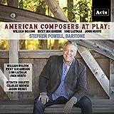 American Composers At Play: William Bolcom, Ricky Ian Gordon, Lori Laitman, John Musto
