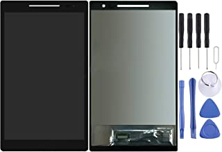 Repair of accessories LCD Screen and Digitizer Full Assembly for Asus ZenPad 8.0 / Z380KL / P024 (Black) (Color : White)