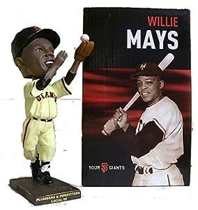Bobbleheads Willie Mays Giants Baseball SGA - 05/16/10