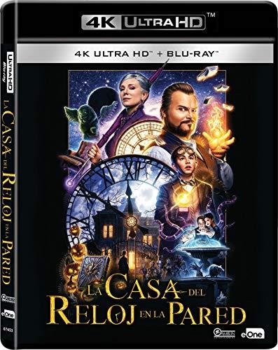 La Casa Del Reloj En La Pared Blu-Ray + Uhd 4k [Blu-ray]