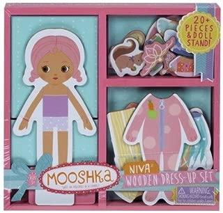 Mooshka Wooden Dress-Up Set