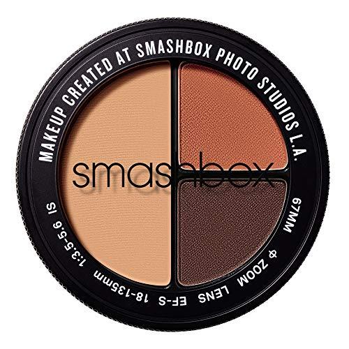 Smashbox Photo Edit Augen Ultra-Tragbare Lidschatten Trio - Nudie Pic:Tief- 0.11oz/3.2g