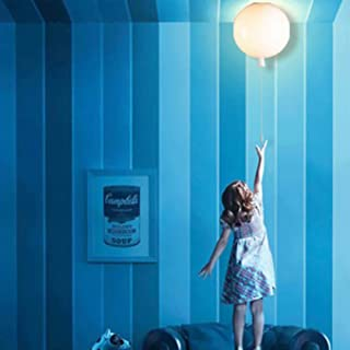 JINWELL Modernem Macarons Kronleuchter Deckenventilator Mit Beleuchtung Fernbedienung Kreative LED Kinderzimmer Kind Klassenzimmer Spielplatz Fan Lichter Wohnzimmer Kronleuchter Fan,Black