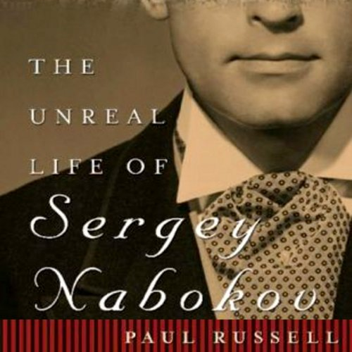 The Unreal Life of Sergey Nabokov cover art