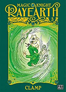 Magic Knight Rayearth Nouvelle édition Tome 3