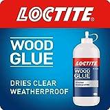Loctite 2546757 Wood Glue 225g, Transparent