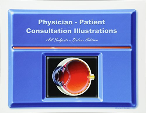 Compare Textbook Prices for Physician-Patient Consultation Illustrations - Deluxe Edition Deluxe Edition ISBN 9781466461338 by Gordon, Stephen F,Gordon, Stephen F