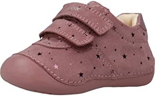 Geox B Tutim B, Chaussures Premiers Pas Bébé Fille