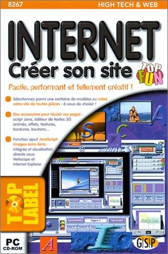 Internet créer son site