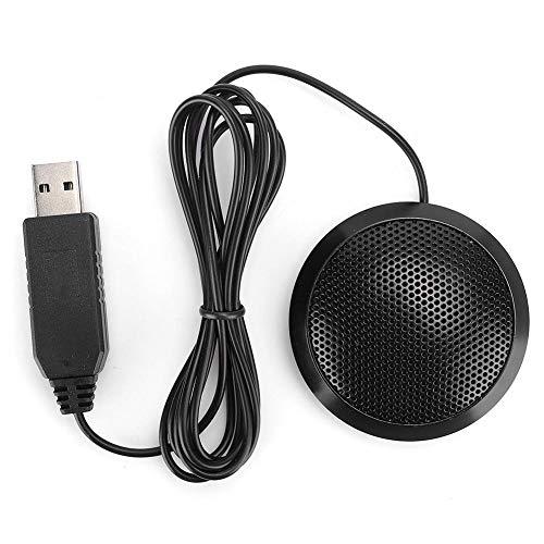 Kraagclipmicrofoon, stabiel ontwerp Usb-stekkerontwerp kan worden gebruikt voor computeropname USB-microfoon voor betere…