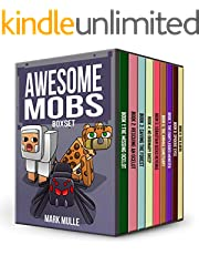 Awesome Mobs: The Best Unofficial Minecraft Stories For Kids Boxset