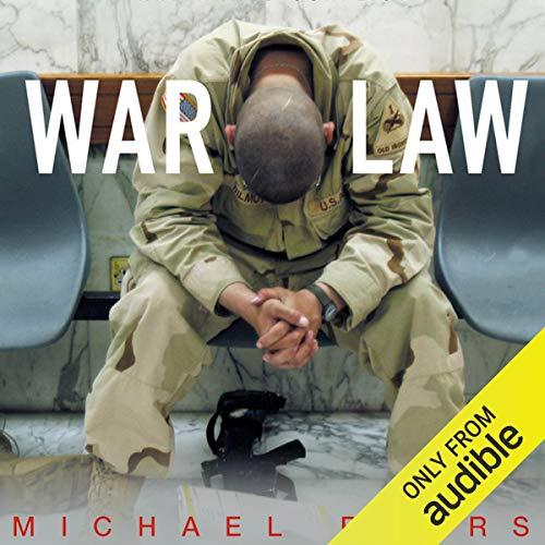 War Law audiobook cover art