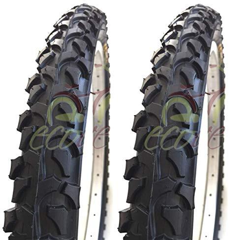 Union EBC16MBU 2 COPERTONI 16 x 1.95 MTB 54-305 Mountain Bike Pneumatici Bici BMX Bimbo Bambino
