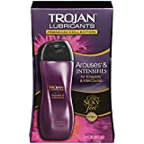 TROJAN Arouses & Intensifies Personal Lubricant, 3 oz.