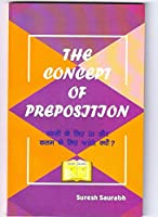 THE CONCEPT OF PREPOSITION