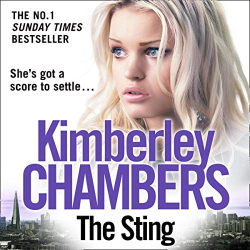 The Sting audiobook cover art