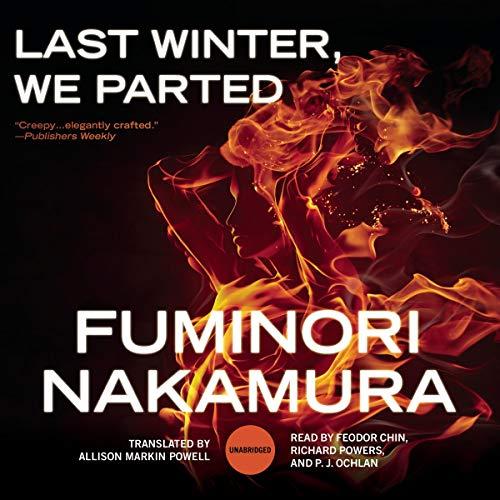 『Last Winter, We Parted』のカバーアート