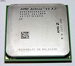 AMD Athlon 64 X2 4800+ socket AM2 CPU ADO4800IAA5DD 2.5 GHz energy efficient