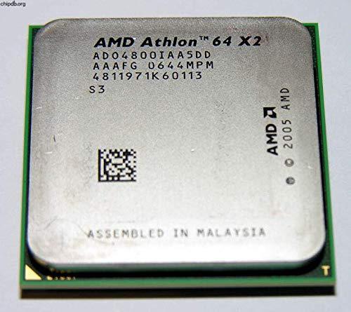 AMD Athlon 64X24800+ SOCKET AM2CPU ado4800iaa5dd 2,5GHz energieeffizient