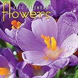 2020 Flowers Mini Calendar