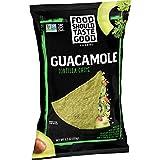 Food Should Taste Good, Tortilla Chips, Guacamole, Gluten Free Chips, 5.5 oz (Pack of 12)