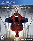activision the amazing spider-man 2, ps4