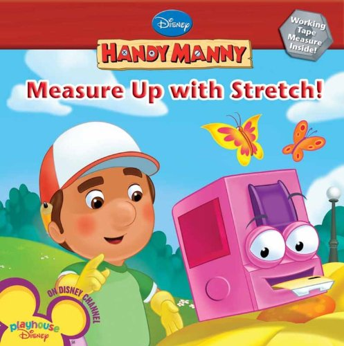 Measure Up with Stretch (Handy Manny)