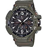[カシオ] 腕時計 ジーショック Master in OLIVE DRAB グラビティマスター 世界6局対応電波ソーラー GW-A1100KH-3AJF