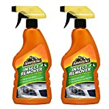 2 x Armorall Insect Remover 500ml - Bug Tar Grease Oil Tough Stubborn