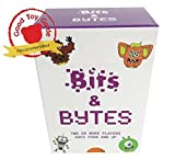 Bits & Bytes, el juego de codificación para niños | El innovador juego de cartas y el juguete STEM que enseña a los niños los aspectos básicos de la codificación por computadora ● De 4 a 9 años