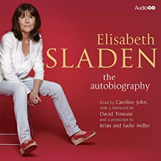 Elisabeth Sladen: The Autobiography                   By:                                                                                                                                 Elisabeth Sladen                               Narrated by:                                                                                                                                 Caroline John                      Length: 13 hrs and 12 mins     38 ratings     Overall 4.6