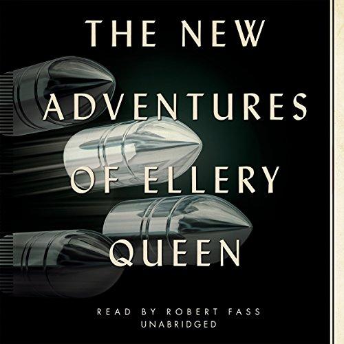 The New Adventures of Ellery Queen  Audiolibri