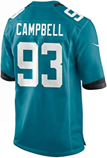Men/Women/Youth Calais_Campbell Jersey #93 for Football Gifts Jerseys