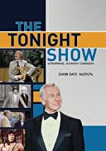 The Tonight Show starring Johnny Carson -  Show Date: 04/09/74