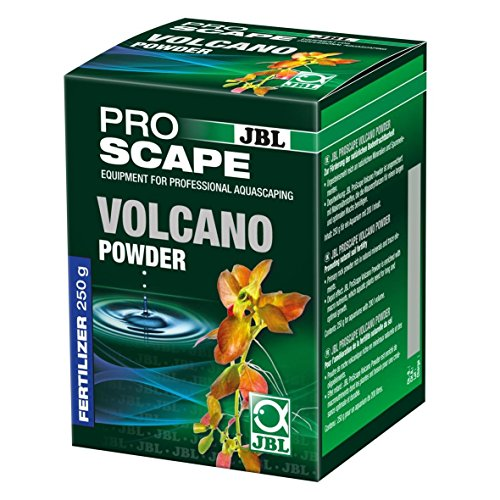 JBL ProScape Volcano Powder 67088, Bodendünger für Aquascaping, 250 g