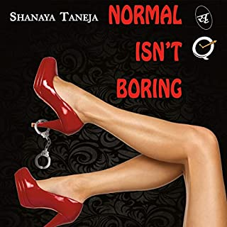 Normal Isn't Boring cover art