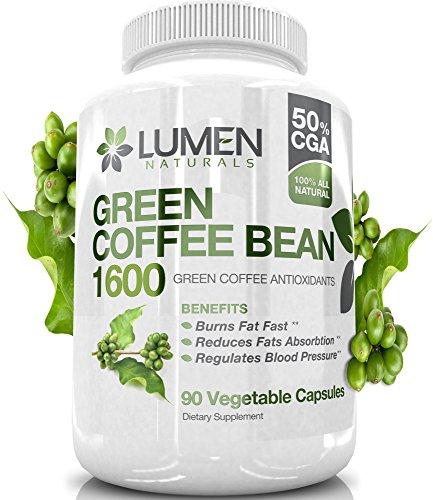 Puro estratto di grani di caffè verde - Brucia grassi...