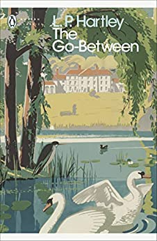 The Go-between by [L. P. Hartley, Douglas Brooks-Davies]