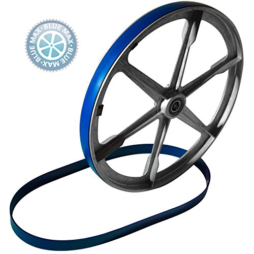 Workmas New Heavy Duty Band Saw Urethane Blue Max Tire Set FOR DAYTON BAND SAW MODEL 3Z981 -  does not apply
