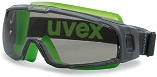 Uvex Pheos CX2 Sonic Gafas Protectoras Lentes Oscuros Anti-rayaduras y Anti-vaho Seguridad Trabajo