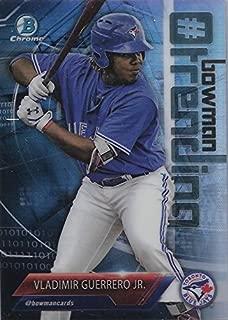 2018 bowman baseball singles