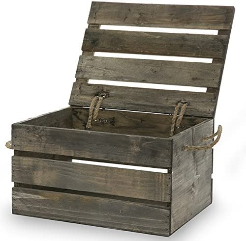 The Lucky Clover Trading Elegant Antique Storage Swing 11